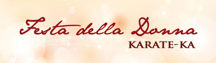 Festa della Donna Karate-Ka