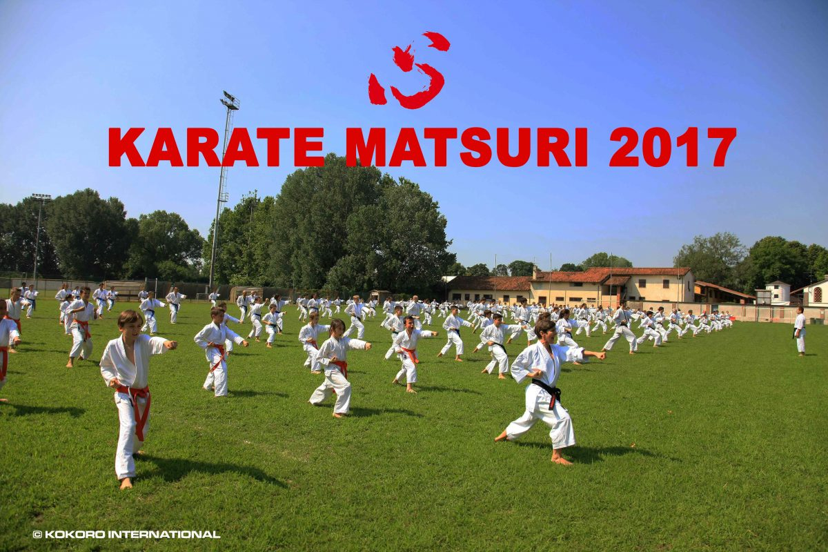 Matsuri Karatedo Kunren 2017: Un grande successo!
