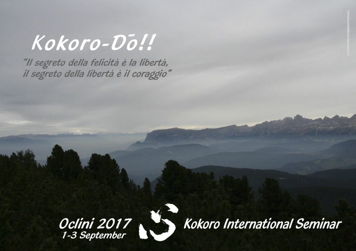 Kokoro International Seminar 2017