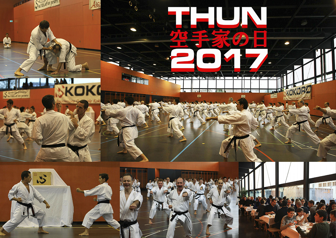 Switzerland Karatedo Kunren 2017: Un grande successo!