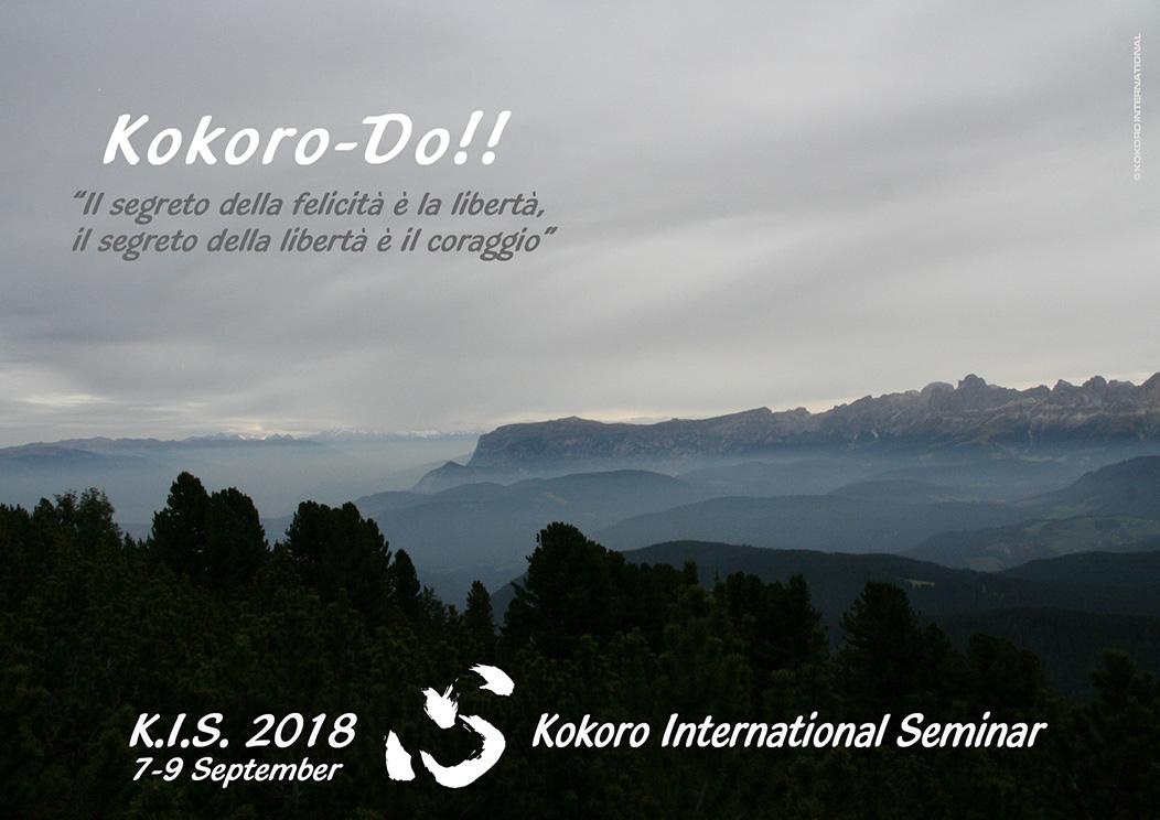 Kokoro International Seminar 2018
