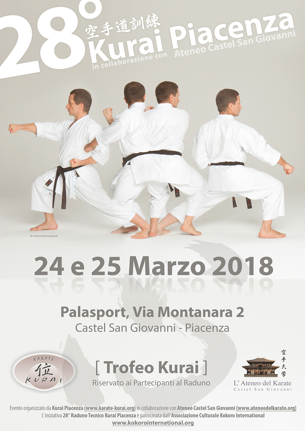 Kurai Karatedo Kunren 2018