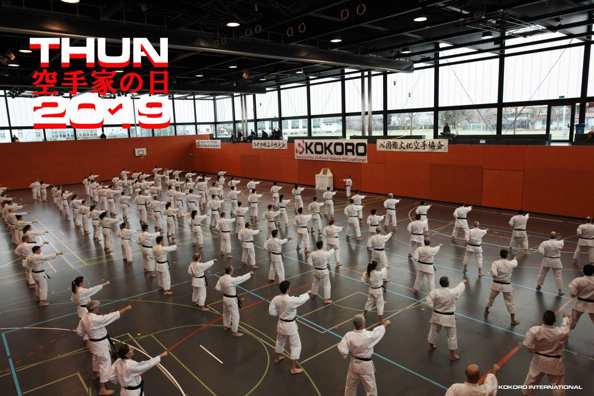 Switzerland Karatedo Kunren 2019: Un grande successo!