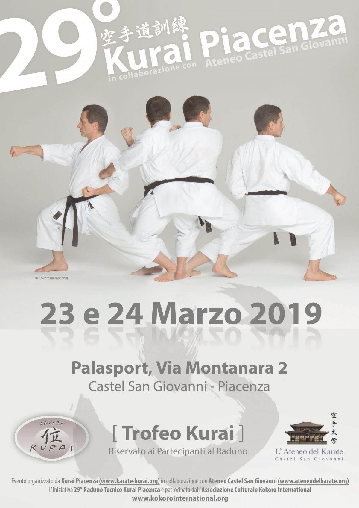 Kurai Karatedo Kunren 2019