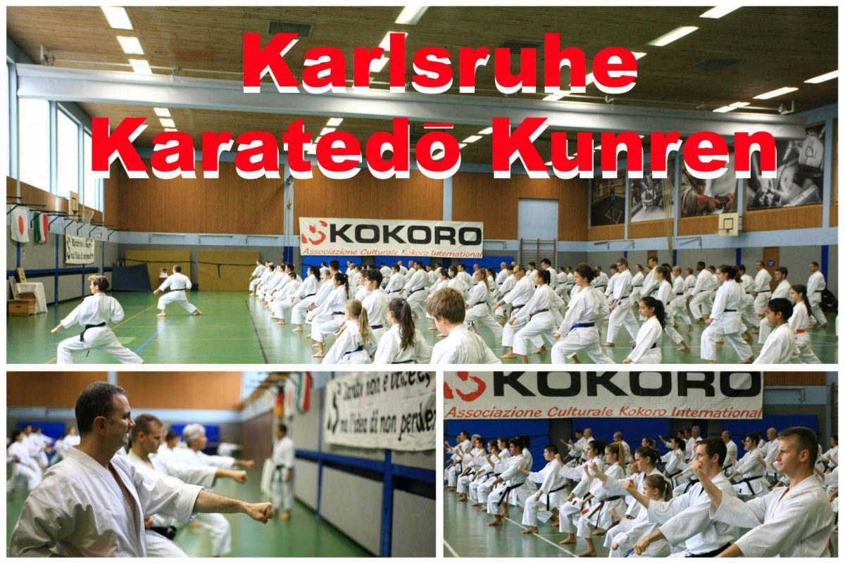 Germany Karatedo Kunren 2019