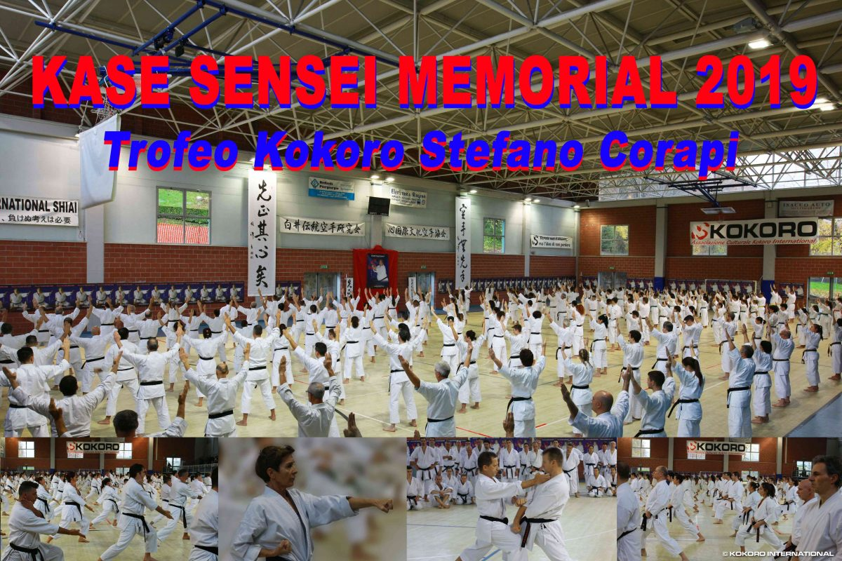 Kase Sensei Memorial 2019: Un grande successo!
