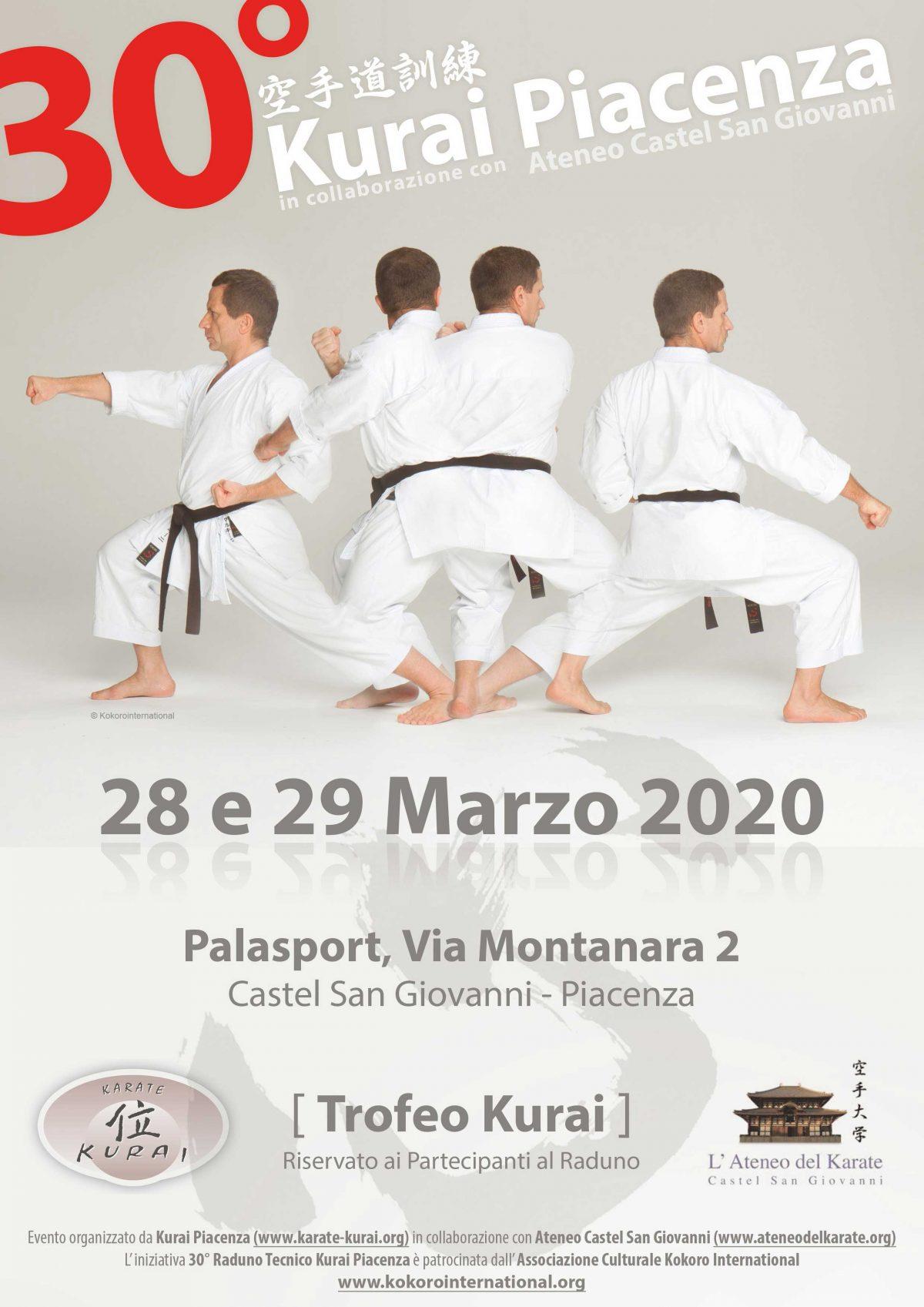 Kurai Karatedo Kunren 2020