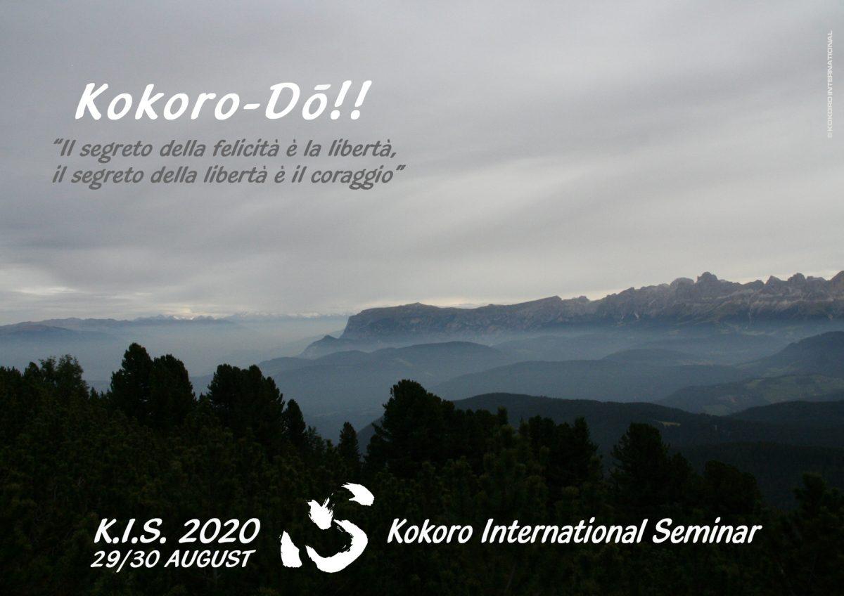 Kokoro International Seminar 2020