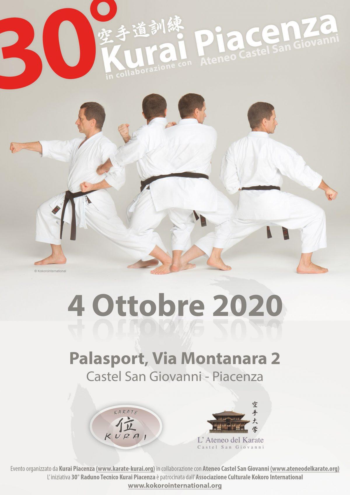 Kurai Karatedo Kunren 2020: Ci siamo!